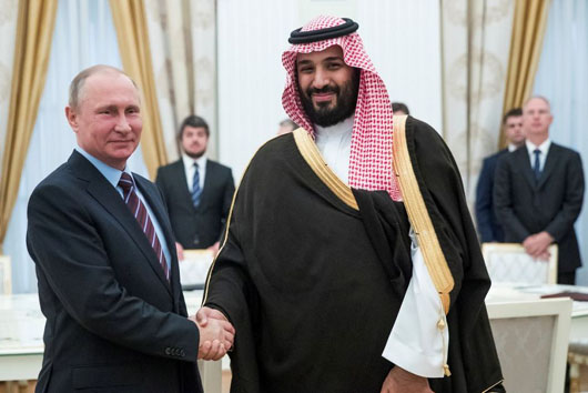 OPEC backs 10- to 20-year oil deal between Saudi and Russia