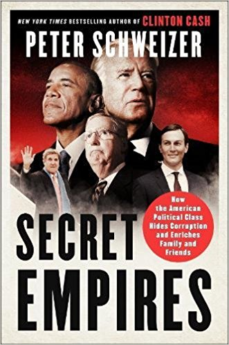 New book: How Obama used the White House to enrich his friends