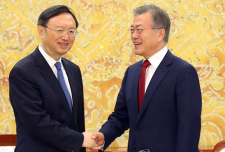 Beijing assures Seoul it will end retaliation, provides guidance on upcoming talks with North