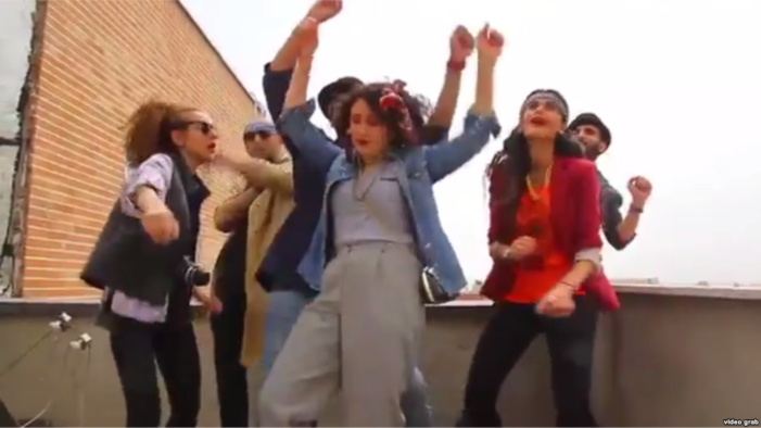 Iranian official arrested for allowing 'indecent' public dancing