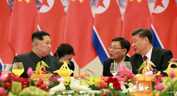 Comrade Kim goes to China: Did he have a choice?