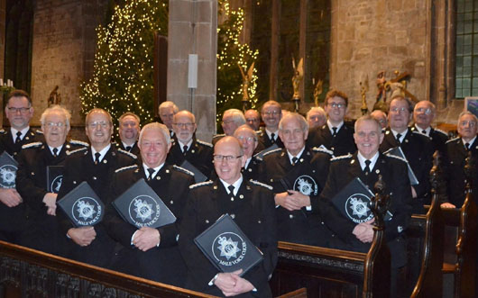 In UK, Derbyshire Constabulary fires its Male Voice Choir for being a male voice choir