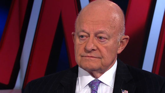 Former DNI Clapper's credibility, continued security clearance challenged