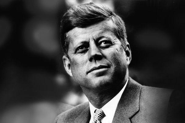 CNN awed by JFK's 'legendary' infidelity