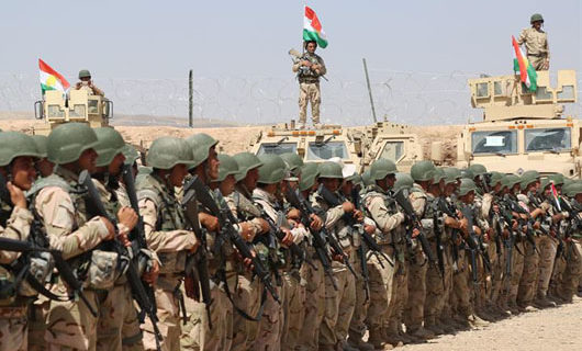 Iraq renews ties to Kurdish Peshmerga after re-emergence of ISIS
