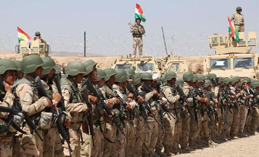 Iraq renews ties to Kurdish Peshmerga after re-emergence of ISIS