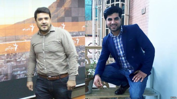 Young Afghan journalists, killed in suicide blasts, saw the free press as path forward