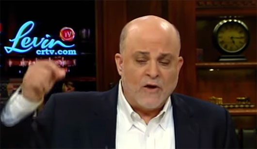 Levin: 'Greatest perpetrator against the American people [in 2016] was the federal government'