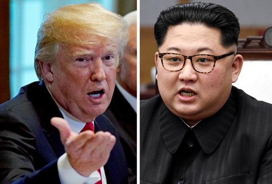 Trump to Kim Jong-Un: Let not your heart be troubled