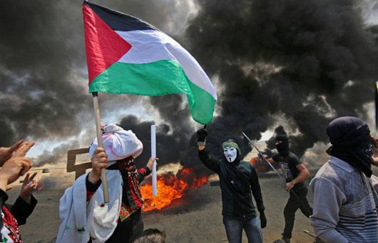 U.S. embassy drama in Jerusalem evokes 'end-of times'