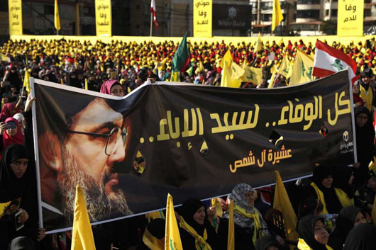 Hizbullah seen winning majority in Lebanon parliament, as Iran gains regional clout