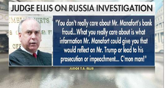 Blow-by-blow exchange between Judge Ellis and Mueller attorney
