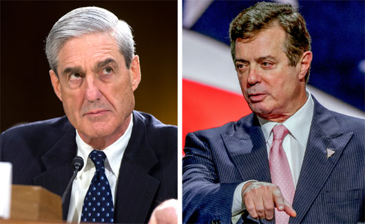 Mueller on the defensive as Manafort lawyers demand investigation of press leaks