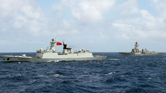 Pentagon withdraws China's standing invitation to major Pacific RIMPAC exercise