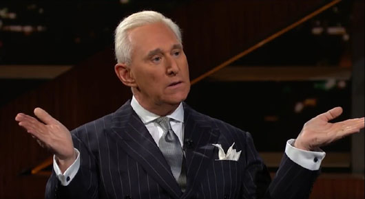 Roger Stone on Mueller probe: He 'has, indeed, indicted a ham sandwich'