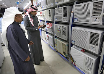 70 percent of Saudi electricity used for air conditioning