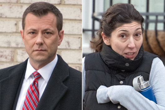 FBI will ask Strzok and Page to preserve records after lawsuit