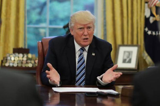 Trump executive orders sound alarm bells in Washington's bureaucracy
