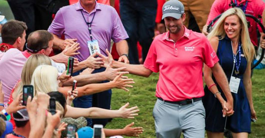 Raleigh, NC native credits family for decisive win at Players Championship