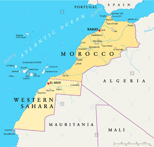Morocco cuts ties with Iran over Hizbullah support for Polisario Front