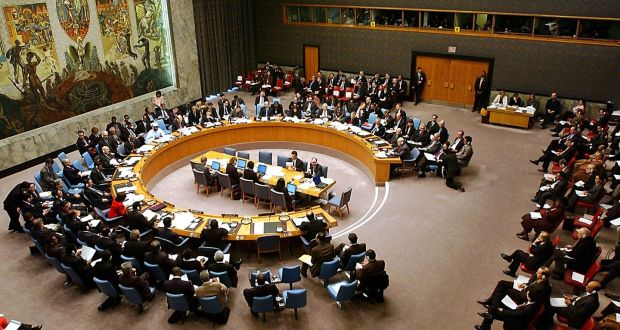 UN Security Council merry go round