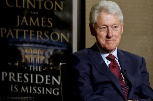 'I'm a victim': Suddenly, Bill Clinton and his China ties are back in the news