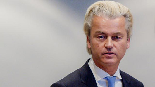 Wilders on Tommy Robinson: 'As staunch a freedom fighter as Winston Churchill'