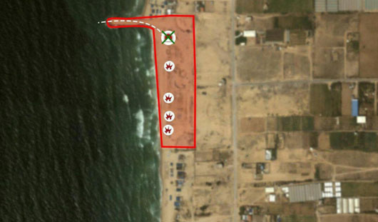 Israel destroys underwater Hamas terror tunnel