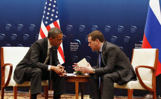 Obama credited for renewed Russian aggression
