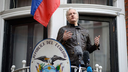 Report: WikiLeaks immunity deal scrapped after Comey intervened