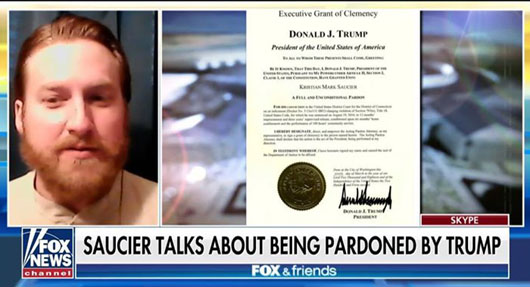 Ex-sailor pardoned by Trump plans lawsuit to expose 'two-tier justice system'