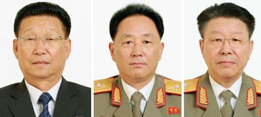 Ahead of summit with Trump, Kim Jong-Un replaces top 3 military officials