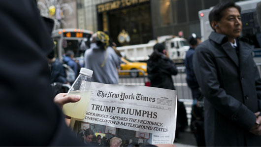 Former CBS correspondent lists 50 major 'unforced' media errors about the Trumps