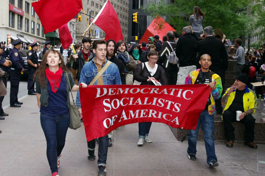 Democrats joining Millennials' embrace of socialism, Karl Marx