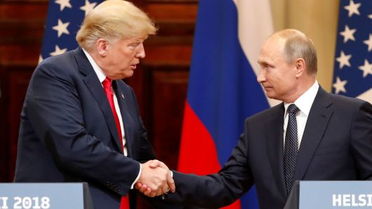 Blowback: Prominent voices come to Trump's defense after Putin summit
