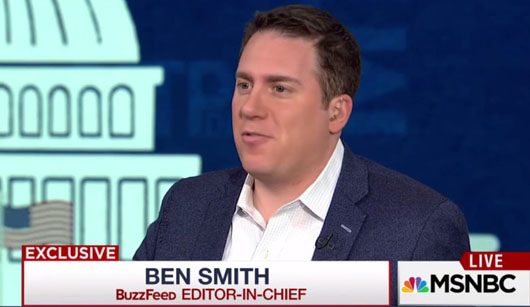 Report: BuzzFeed, FBI embraced, did not seek to verify Russia dossier