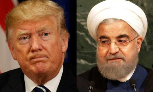 'Never ever threaten' U.S.: Trump warns Rouhani, Pompeo boosts Iranian people