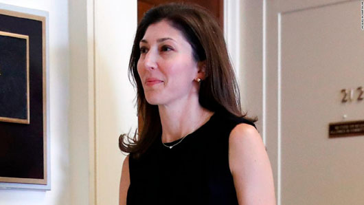 Lisa Page, unlike Strzok, testifies that their texts 'mean exactly what they say'