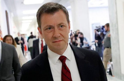Peter Strzok gets subpoena to testify in public next week