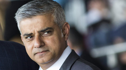 Sadiq Khan's London bans pro-Trump march after championing anti-Trump rally