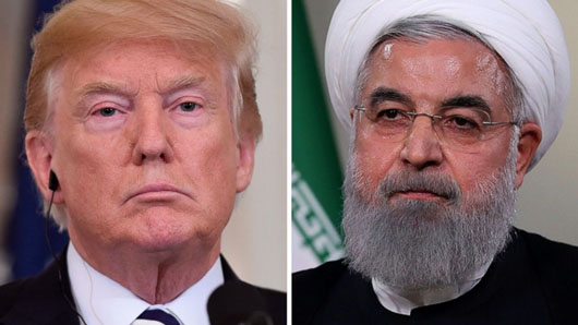 The no-deal deal: Trump ready to talk to Rouhani after ending 'ridiculous' nuclear agreement