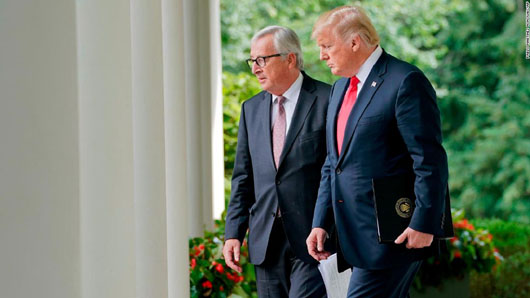 Trump trade deal with EU frees U.S. to focus on real showdown with China