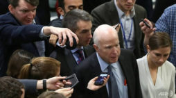 The real John McCain: The Swamp's hero was also the number one never-Trumper