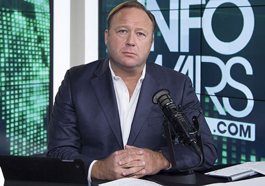 Alex Jones: Left using 'deplatforming' tactics to silence conservatives, steal midterms