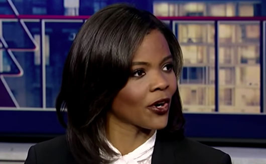 Candace Owens: 'Leftist media is inciting violence and hate'