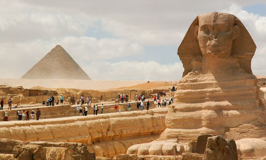 Revival: Egypt's tourism revenues up substantially in first half of 2018