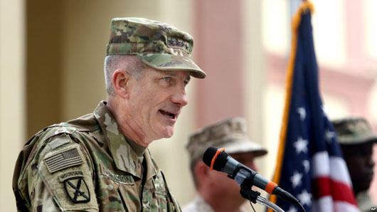 U.S. general in Afghanistan: 'Enemy believed that we had lost our will to win'