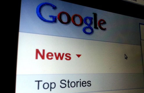 Top Google News story on Aug. 28? CNN saying Google News isn't 'rigged'