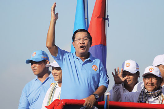 China may be the real winner in Cambodian election