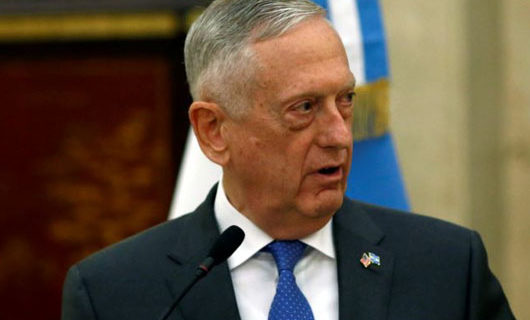 Mattis issues warning to Iran: 'What are they doing in Syria in the first place?'